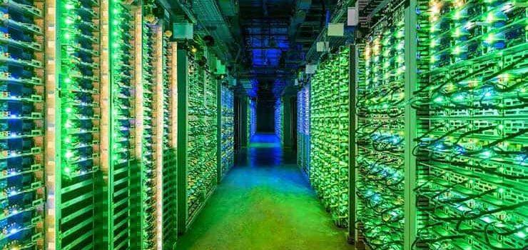 Google Centro de Datos